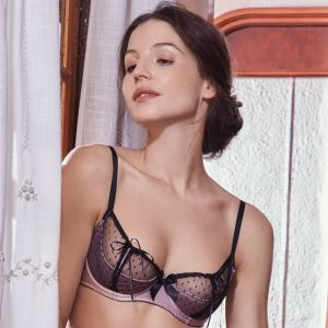 soutien gorge bonnets ouverts lingerie sexy jupons de tess achat en ligne