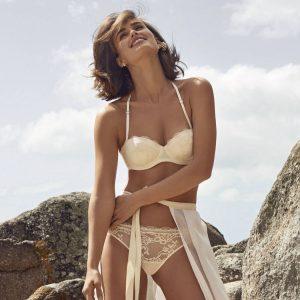 lingerie mariage soutien-gorge bandeau seduction