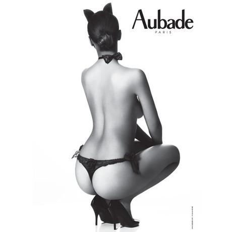 AUBADE String Sexy Bunny Boite à Désir