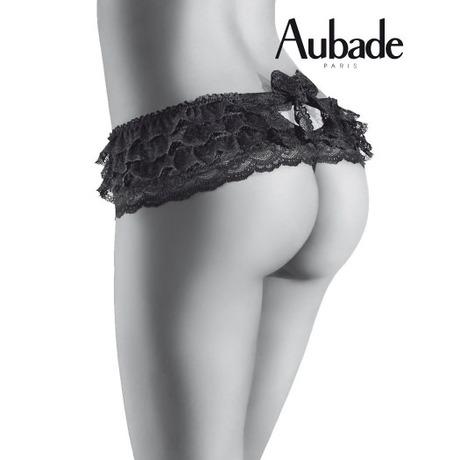 AUBADE Culotte frou-frou Boite à Désir