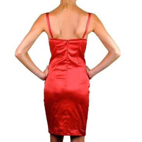 DITA VON TEESE Robe Her Sexellency Rouge