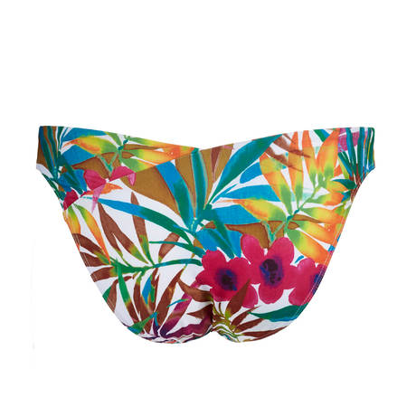 AUBADE Maillot de bain mini-coeur Caribbean Dream Jungle