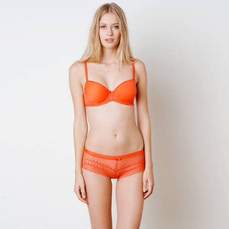 LOU Soutien-gorge spacer corbeille Délicieuse Mandarine
