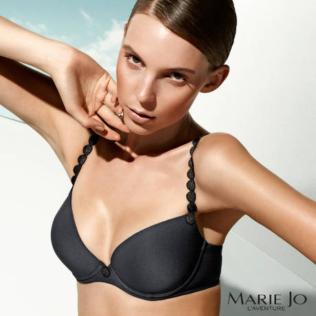 MARIE JO L'AVENTURE Soutien-gorge push-up Tom Charbon