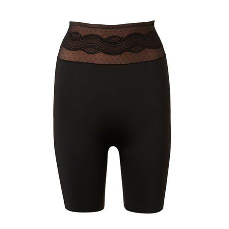 AUBADE Panty gainant Plumetischic Noir