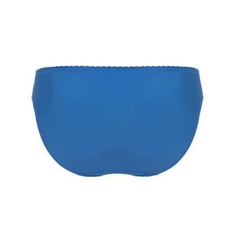 BARBARA Slip Muse Bleu