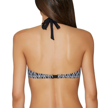 AUBADE Maillot de bain push-up coques Coconut Groove Domino