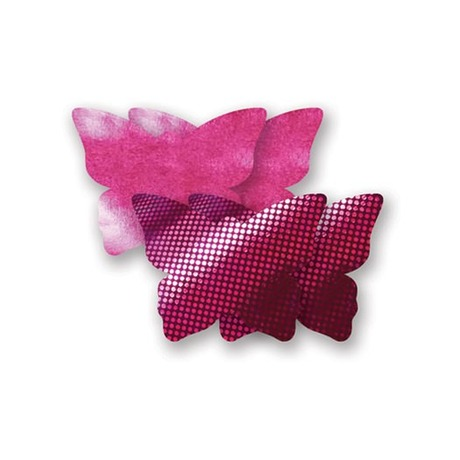 Nippies Papillon fuchsia