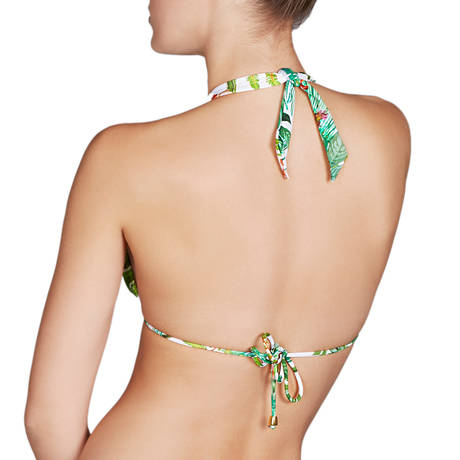 ANDRES SARDA Maillot de bain triangle Caraiva Jungle