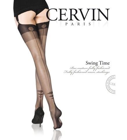 CERVIN Swing Time Noir