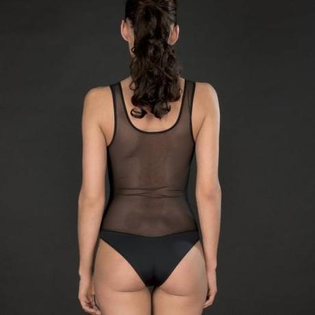 MAISON CLOSE Body culotte Pure Tentation Noir