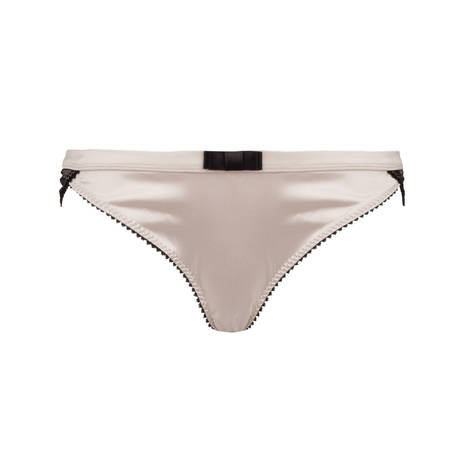 MAISON CLOSE Shorty Hôtel Diva Champagne/Noir