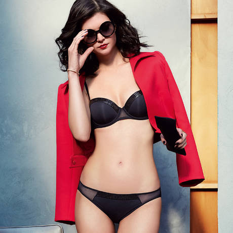 MARIE JO L'AVENTURE Soutien-gorge push-up Elvis Midnight Blue