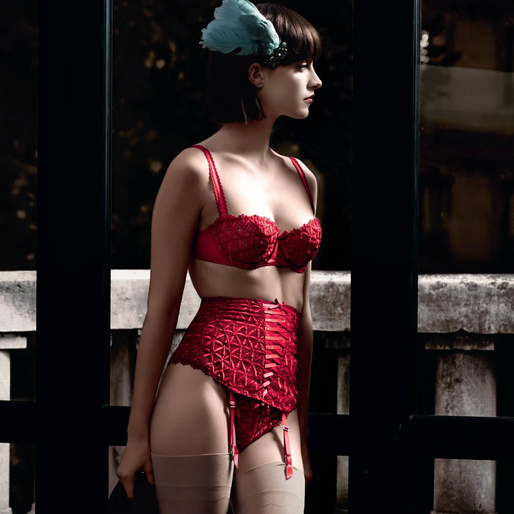 AUBADE Soutien-gorge corbeille Bahia Couture Amour