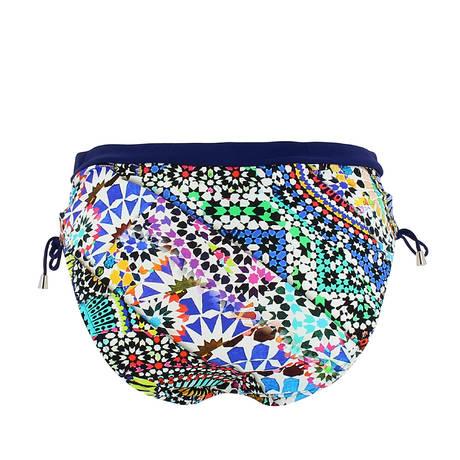 LISE CHARMEL Maillot de bain slip coulissant Art Primitif Primitif Multicolore