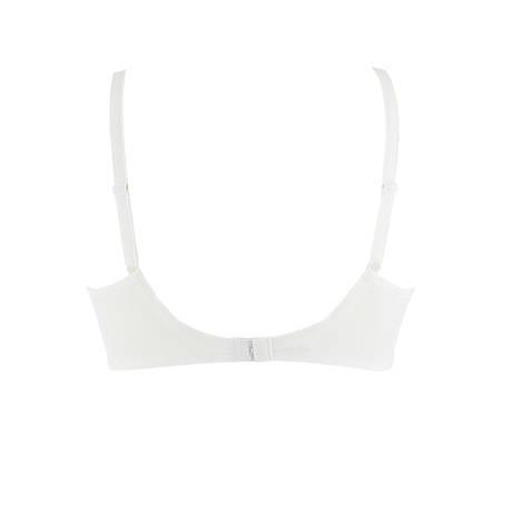 Soutien-gorge armatures Fête Blanc