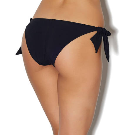 AUBADE Maillot de bain mini bikini Bomba Latina Noir