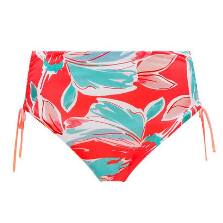 Maillot de bain culotte haute Mirage Blossom