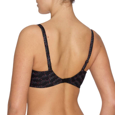 Soutien-gorge balconnet rembourré Surprise Twinckle Black