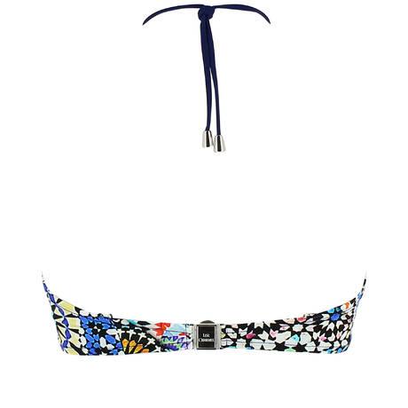 LISE CHARMEL Maillot de bain brassière coques Art Primitif Primitif Multicolore