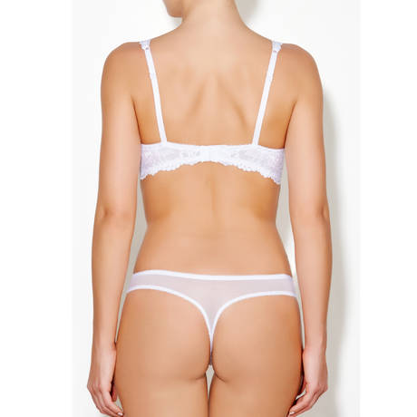 MILLESIA String New Diamant Blanc