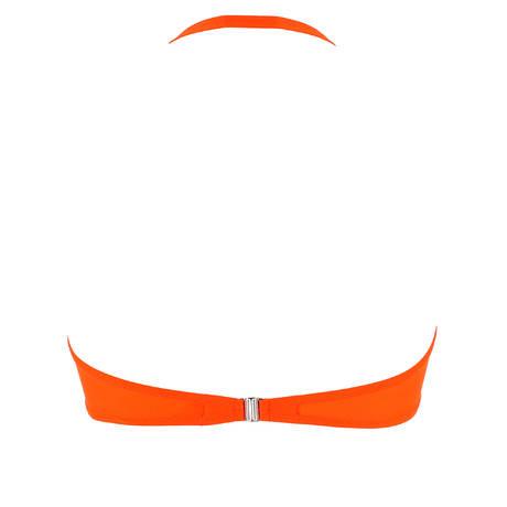 Maillot de bain bandeau coques L'Estivale Chic Orange