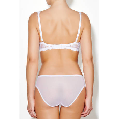 MILLESIA Slip New Diamant Blanc