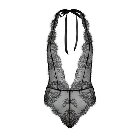 L'AGENT BY AGENT PROVOCATEUR Body Grace Noir/Or