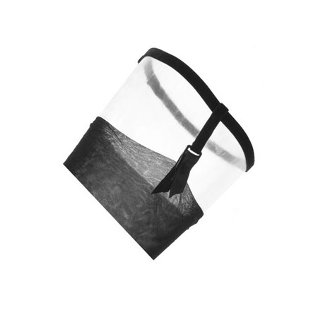 MAISON CLOSE Suspenders Les Fétiches Noir