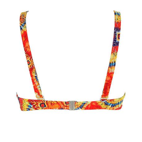 ANTIGEL Maillot de bain triangle armatures La Péruvienne Orange Pérou
