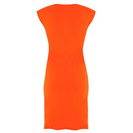Robe de ville L'Estivale Chic Orange