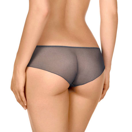 IMPLICITE Shorty Givre Ombre