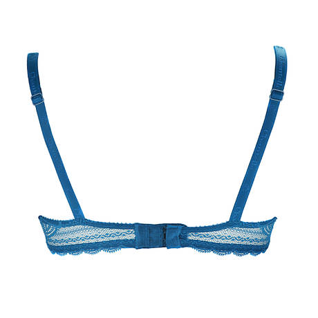 Soutien-gorge corbeille Merci Myrte Bleu