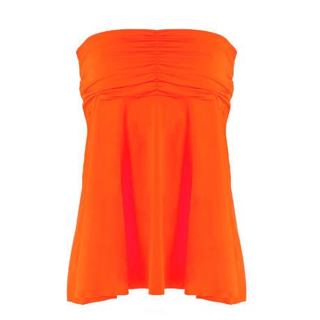 ANTIGEL Jupe Top L'Estivale Chic Orange