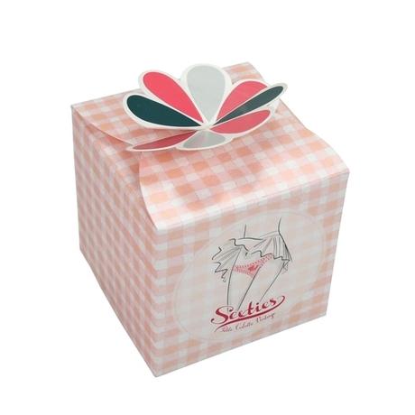 Culotte Mini-Coeur Les Sexties d'Aubade Malibu