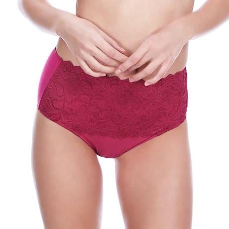 Culotte ventre plat Eglantine Cerise