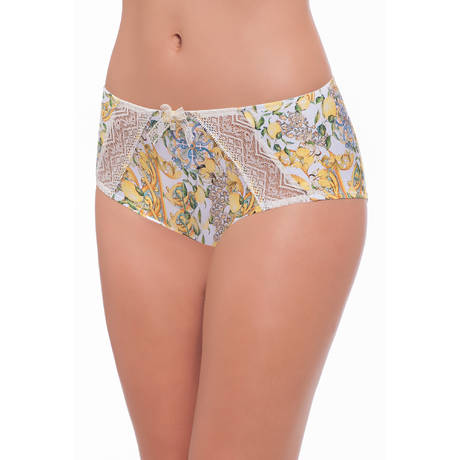 Shorty Thé Citron Les Gourmandises Multicolore