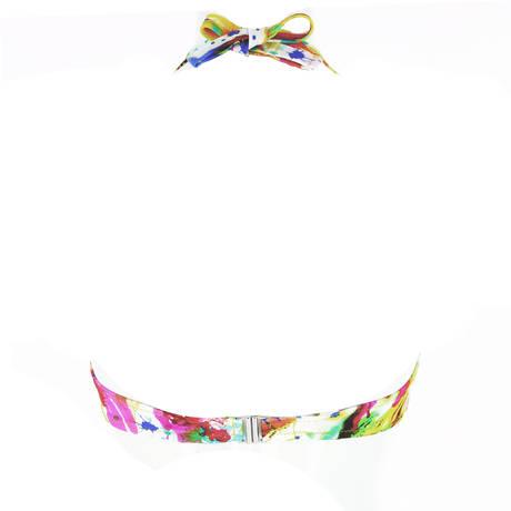 Maillot de bain triangle armatures La Belle Artiste Peinture Artiste