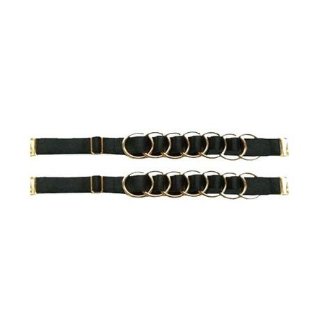 Bretelles anneaux