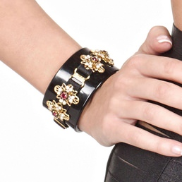 Bracelet ruby roxelana Bordelle Signature
