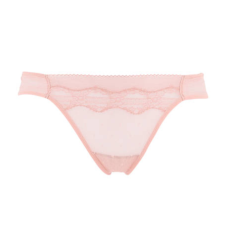 Shorty string Milano Light Pink
