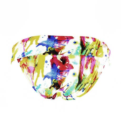 Maillot de bain slip charme La Belle Artiste Peinture Artiste