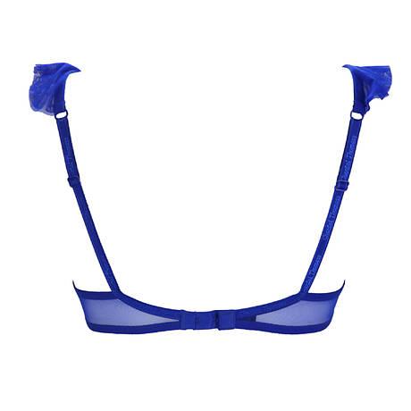 Soutien-gorge armatures Capricieuse Bleu électrique