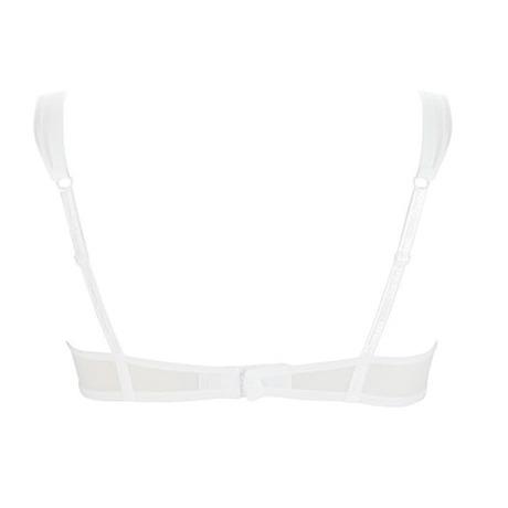 Soutien-gorge armatures Encens'moi Blanc