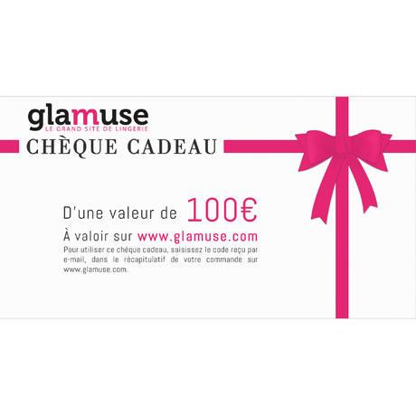 Chèque Cadeau d'une valeur de 100€