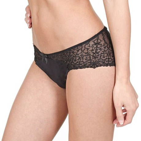 BORDELLE Culotte Thorn Noir
