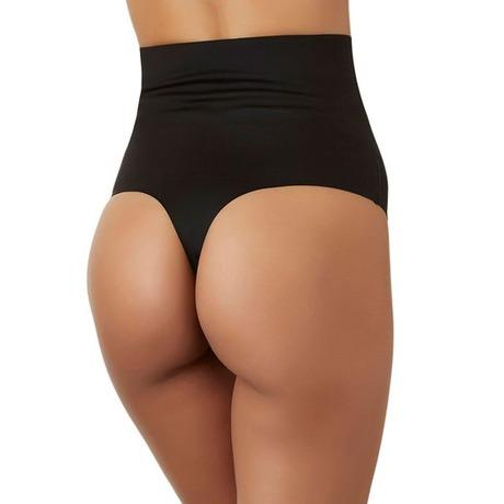 AUBADE Culotte gainante Plumetischic Noir