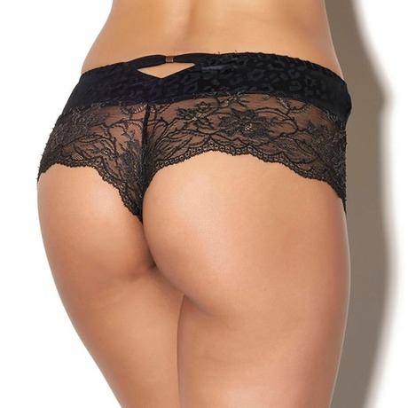 AUBADE Shorty Saint-Tropez Passion Mexicaine Zorro