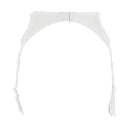 Porte-jarretelles Bohème Désir Blanc