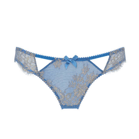 L'AGENT BY AGENT PROVOCATEUR String Iana Bleu/Or